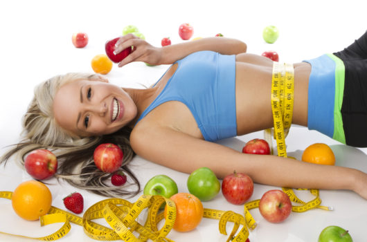 health eating and weight loss